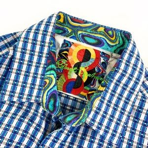 Men's Robert Graham Button Down Shirt